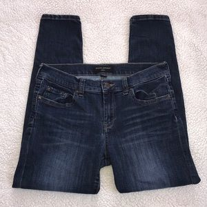 Banana Republic Skinny Denim Blue Jeans Size 29/8P
